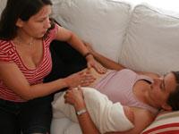 Wochenbettbetreuung Hausbesuch nach Geburt